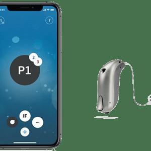 מכשירי שמיעה בלוטוס מתחברים לטליפון