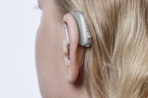 מכשיר שמיעה סוניק מאחורי האוזן עוצמתי