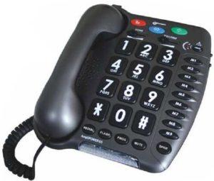 טילפון לכדי שמיעה עזרי שמיעה